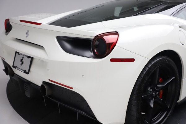 Used 2016 Ferrari 488 GTB for sale Sold at Alfa Romeo of Greenwich in Greenwich CT 06830 25
