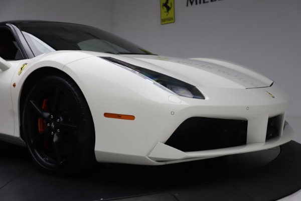 Used 2016 Ferrari 488 GTB for sale Sold at Alfa Romeo of Greenwich in Greenwich CT 06830 26