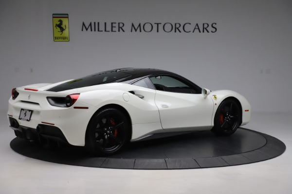 Used 2016 Ferrari 488 GTB for sale Sold at Alfa Romeo of Greenwich in Greenwich CT 06830 8