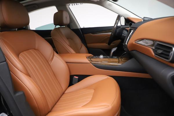 New 2019 Maserati Levante Q4 GranLusso for sale $89,550 at Alfa Romeo of Greenwich in Greenwich CT 06830 20