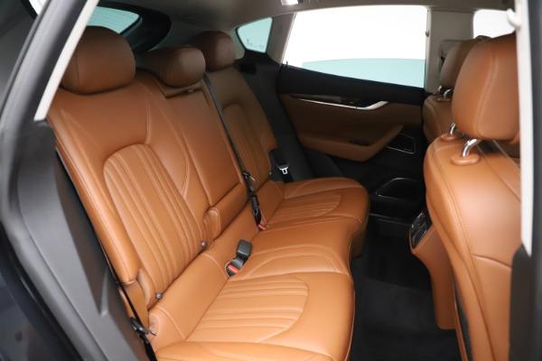 New 2019 Maserati Levante Q4 GranLusso for sale $89,550 at Alfa Romeo of Greenwich in Greenwich CT 06830 23