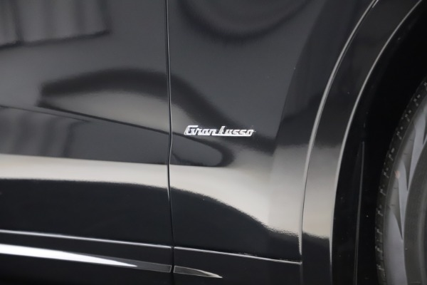 New 2019 Maserati Levante Q4 GranLusso for sale $89,550 at Alfa Romeo of Greenwich in Greenwich CT 06830 28