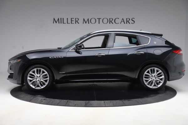 New 2019 Maserati Levante Q4 GranLusso for sale $89,550 at Alfa Romeo of Greenwich in Greenwich CT 06830 3