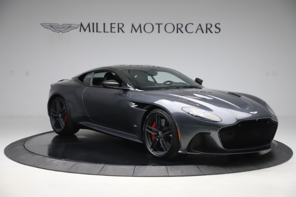 Used 2019 Aston Martin DBS Superleggera Coupe for sale Sold at Alfa Romeo of Greenwich in Greenwich CT 06830 11