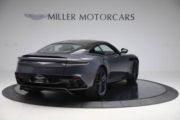 Used 2019 Aston Martin DBS Superleggera Coupe for sale Sold at Alfa Romeo of Greenwich in Greenwich CT 06830 7