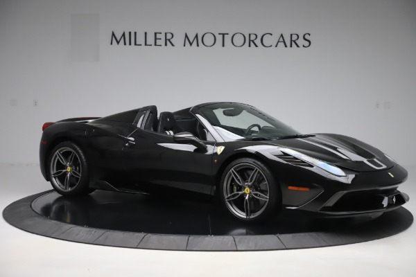 Used 2015 Ferrari 458 Speciale Aperta for sale $635,900 at Alfa Romeo of Greenwich in Greenwich CT 06830 10