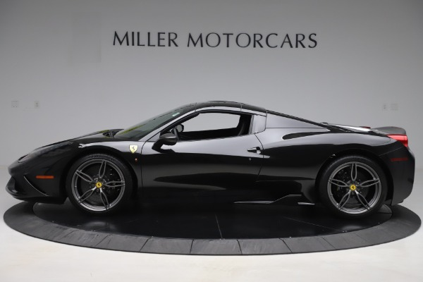 Used 2015 Ferrari 458 Speciale Aperta for sale $635,900 at Alfa Romeo of Greenwich in Greenwich CT 06830 14