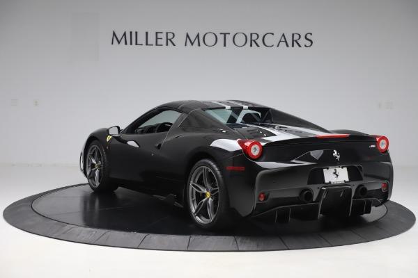 Used 2015 Ferrari 458 Speciale Aperta for sale $635,900 at Alfa Romeo of Greenwich in Greenwich CT 06830 15