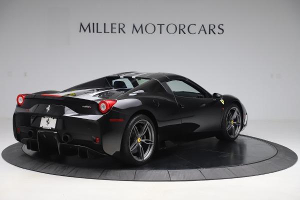 Used 2015 Ferrari 458 Speciale Aperta for sale $635,900 at Alfa Romeo of Greenwich in Greenwich CT 06830 16
