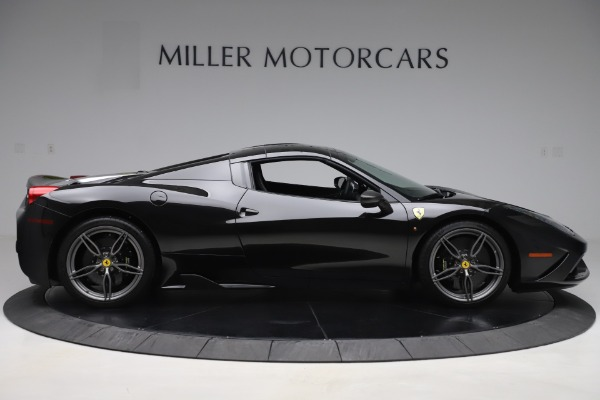 Used 2015 Ferrari 458 Speciale Aperta for sale $635,900 at Alfa Romeo of Greenwich in Greenwich CT 06830 17