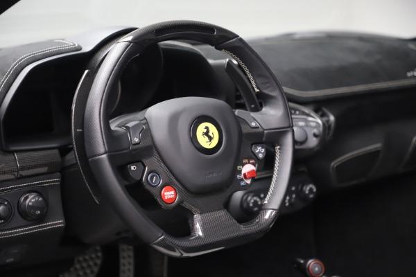 Used 2015 Ferrari 458 Speciale Aperta for sale $635,900 at Alfa Romeo of Greenwich in Greenwich CT 06830 24