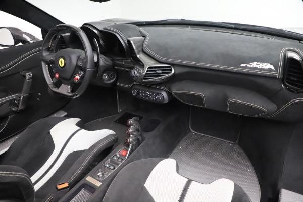 Used 2015 Ferrari 458 Speciale Aperta for sale $635,900 at Alfa Romeo of Greenwich in Greenwich CT 06830 26