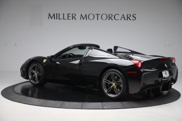Used 2015 Ferrari 458 Speciale Aperta for sale $635,900 at Alfa Romeo of Greenwich in Greenwich CT 06830 4