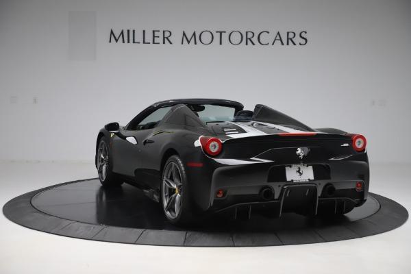 Used 2015 Ferrari 458 Speciale Aperta for sale $635,900 at Alfa Romeo of Greenwich in Greenwich CT 06830 5
