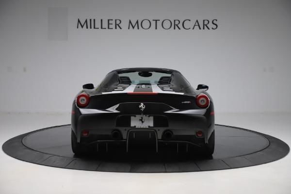 Used 2015 Ferrari 458 Speciale Aperta for sale $635,900 at Alfa Romeo of Greenwich in Greenwich CT 06830 6