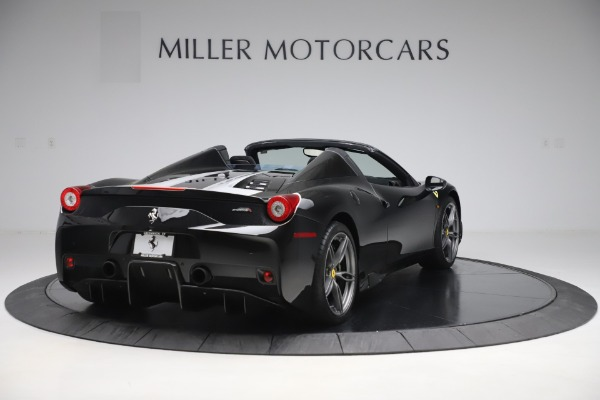 Used 2015 Ferrari 458 Speciale Aperta for sale $635,900 at Alfa Romeo of Greenwich in Greenwich CT 06830 7