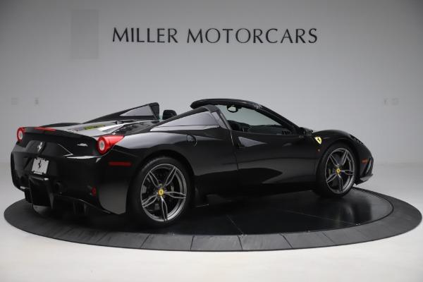 Used 2015 Ferrari 458 Speciale Aperta for sale $635,900 at Alfa Romeo of Greenwich in Greenwich CT 06830 8