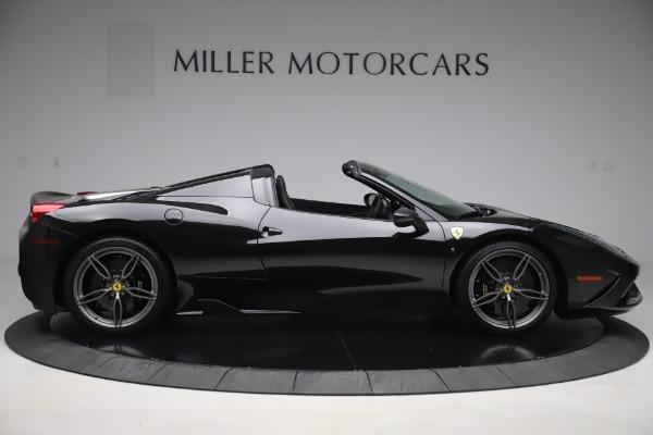 Used 2015 Ferrari 458 Speciale Aperta for sale $635,900 at Alfa Romeo of Greenwich in Greenwich CT 06830 9