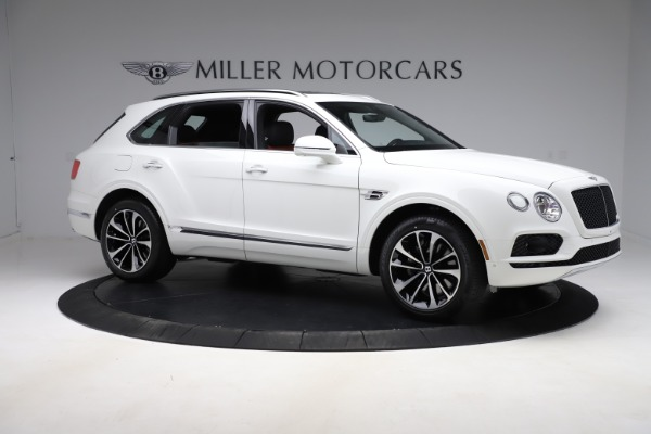 New 2020 Bentley Bentayga V8 for sale Sold at Alfa Romeo of Greenwich in Greenwich CT 06830 10