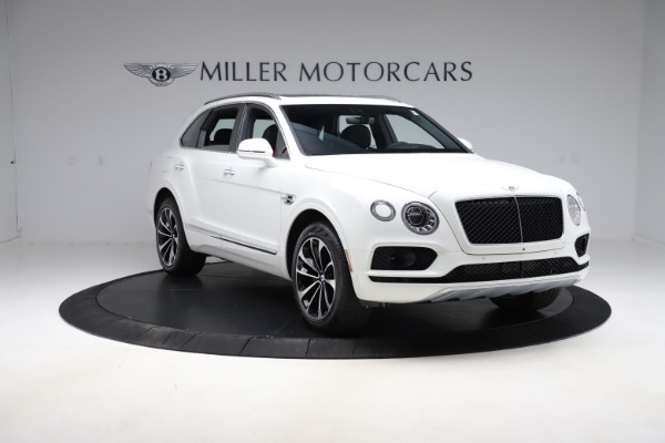 New 2020 Bentley Bentayga V8 for sale Sold at Alfa Romeo of Greenwich in Greenwich CT 06830 11