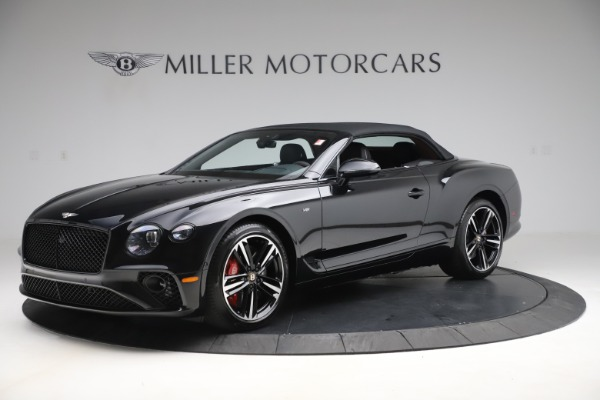New 2020 Bentley Continental GTC V8 for sale Sold at Alfa Romeo of Greenwich in Greenwich CT 06830 13
