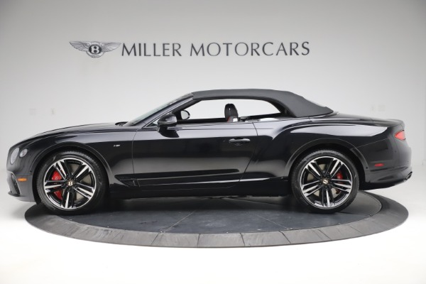 New 2020 Bentley Continental GTC V8 for sale Sold at Alfa Romeo of Greenwich in Greenwich CT 06830 14