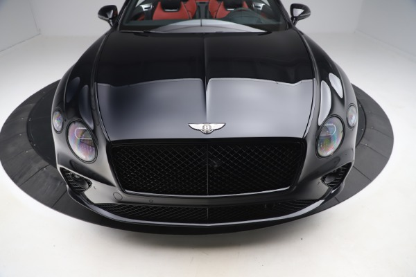 New 2020 Bentley Continental GTC V8 for sale Sold at Alfa Romeo of Greenwich in Greenwich CT 06830 19