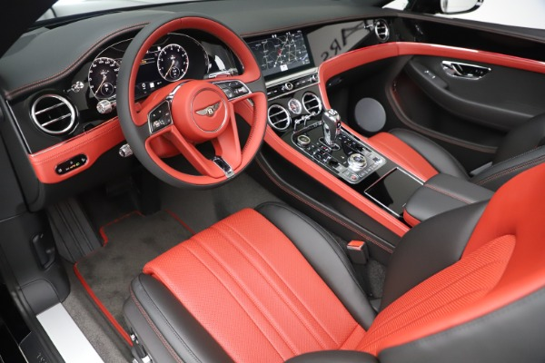 New 2020 Bentley Continental GTC V8 for sale Sold at Alfa Romeo of Greenwich in Greenwich CT 06830 24