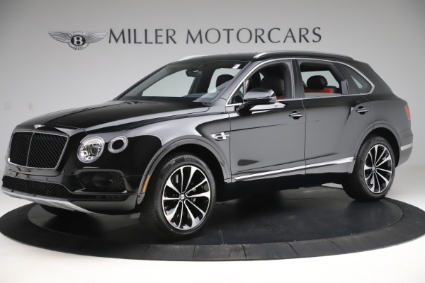 New 2020 Bentley Bentayga V8 for sale $202,735 at Alfa Romeo of Greenwich in Greenwich CT 06830 2