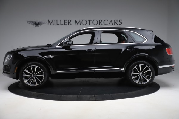 New 2020 Bentley Bentayga V8 for sale $202,735 at Alfa Romeo of Greenwich in Greenwich CT 06830 3