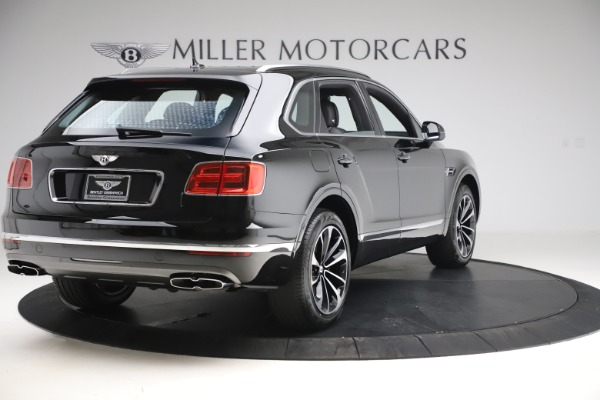 New 2020 Bentley Bentayga V8 for sale $202,735 at Alfa Romeo of Greenwich in Greenwich CT 06830 7