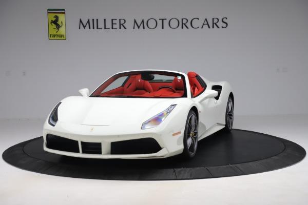 Used 2018 Ferrari 488 Spider for sale Sold at Alfa Romeo of Greenwich in Greenwich CT 06830 1