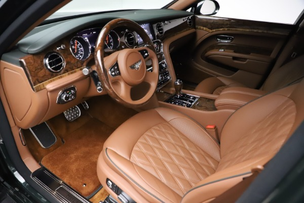 New 2020 Bentley Mulsanne for sale Sold at Alfa Romeo of Greenwich in Greenwich CT 06830 18