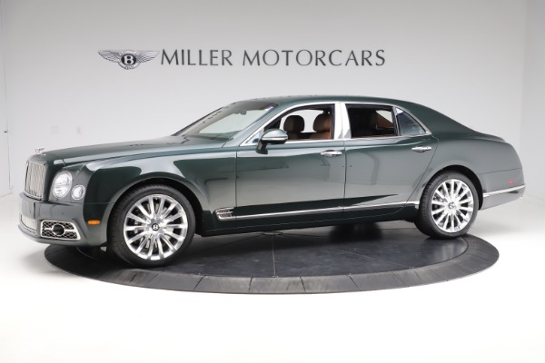 New 2020 Bentley Mulsanne V8 for sale $381,665 at Alfa Romeo of Greenwich in Greenwich CT 06830 2