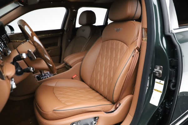 New 2020 Bentley Mulsanne for sale Sold at Alfa Romeo of Greenwich in Greenwich CT 06830 20