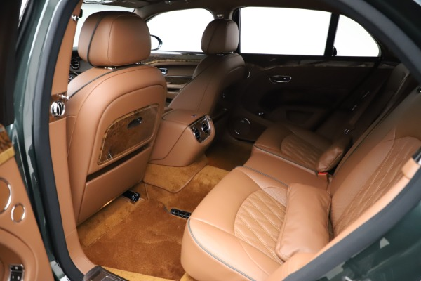New 2020 Bentley Mulsanne for sale Sold at Alfa Romeo of Greenwich in Greenwich CT 06830 22