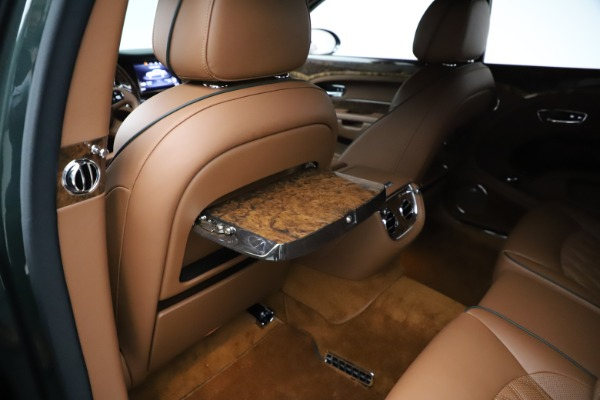 New 2020 Bentley Mulsanne for sale Sold at Alfa Romeo of Greenwich in Greenwich CT 06830 24