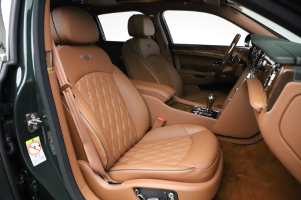 New 2020 Bentley Mulsanne for sale Sold at Alfa Romeo of Greenwich in Greenwich CT 06830 28