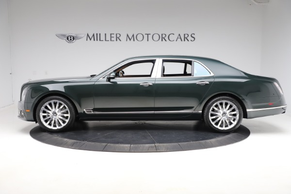 New 2020 Bentley Mulsanne V8 for sale $381,665 at Alfa Romeo of Greenwich in Greenwich CT 06830 3