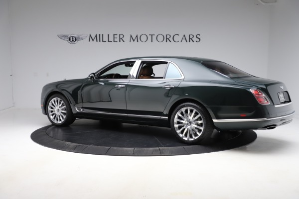 New 2020 Bentley Mulsanne V8 for sale $381,665 at Alfa Romeo of Greenwich in Greenwich CT 06830 4