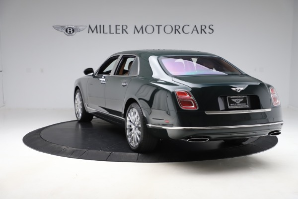 New 2020 Bentley Mulsanne V8 for sale $381,665 at Alfa Romeo of Greenwich in Greenwich CT 06830 5