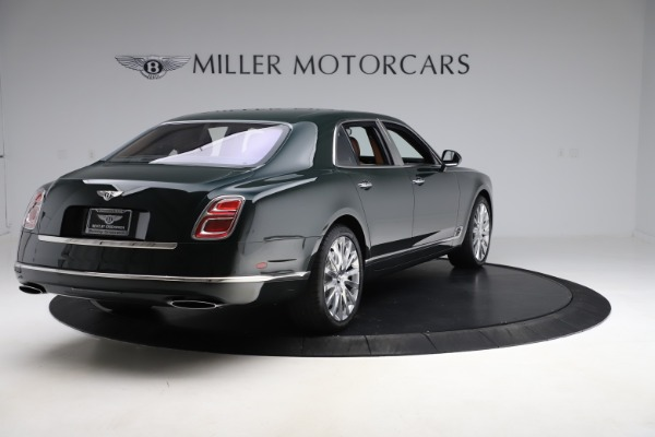 New 2020 Bentley Mulsanne V8 for sale $381,665 at Alfa Romeo of Greenwich in Greenwich CT 06830 7