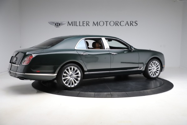 New 2020 Bentley Mulsanne V8 for sale $381,665 at Alfa Romeo of Greenwich in Greenwich CT 06830 8
