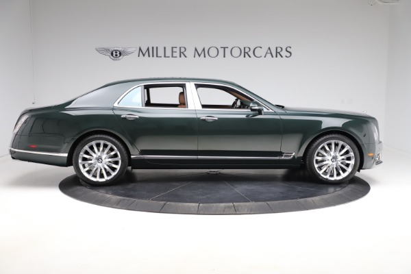 New 2020 Bentley Mulsanne V8 for sale $381,665 at Alfa Romeo of Greenwich in Greenwich CT 06830 9