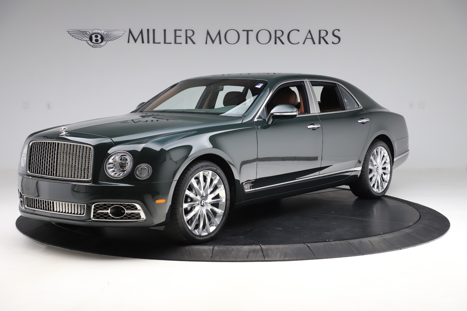 New 2020 Bentley Mulsanne V8 for sale $381,665 at Alfa Romeo of Greenwich in Greenwich CT 06830 1