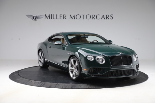 Used 2017 Bentley Continental GT V8 S for sale $146,900 at Alfa Romeo of Greenwich in Greenwich CT 06830 11