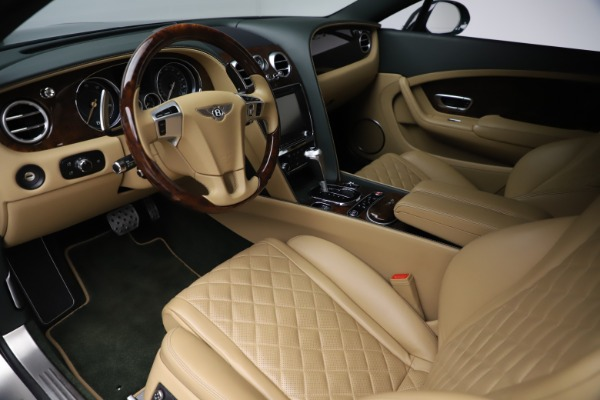 Used 2017 Bentley Continental GT V8 S for sale $146,900 at Alfa Romeo of Greenwich in Greenwich CT 06830 17