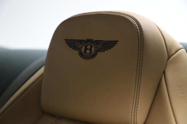 Used 2017 Bentley Continental GT V8 S for sale $146,900 at Alfa Romeo of Greenwich in Greenwich CT 06830 21