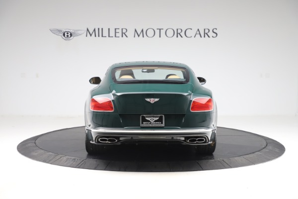 Used 2017 Bentley Continental GT V8 S for sale $146,900 at Alfa Romeo of Greenwich in Greenwich CT 06830 6