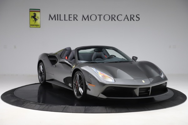 Used 2018 Ferrari 488 Spider for sale Sold at Alfa Romeo of Greenwich in Greenwich CT 06830 11